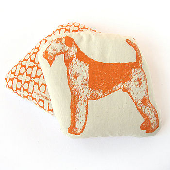 NOTHS dog cushion