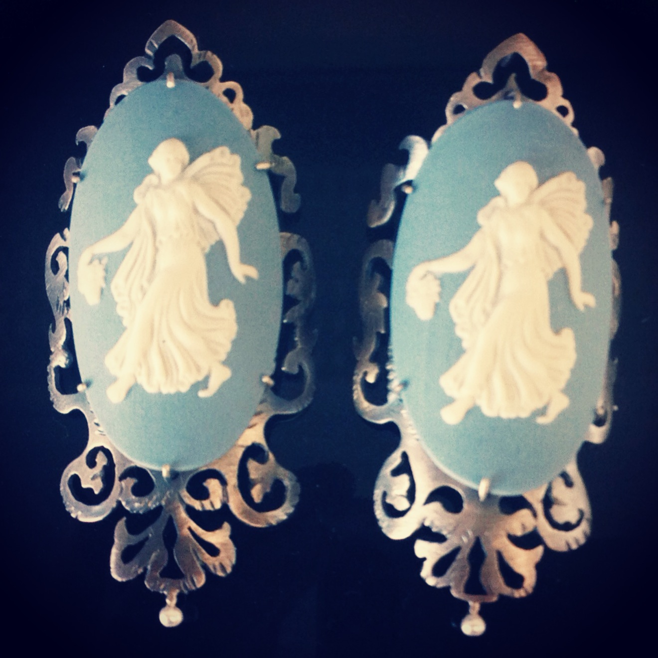 Santie Snyman earrings
